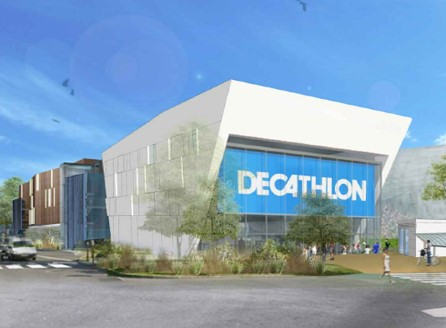 Magasin DECATHLON de VELIZY (78)